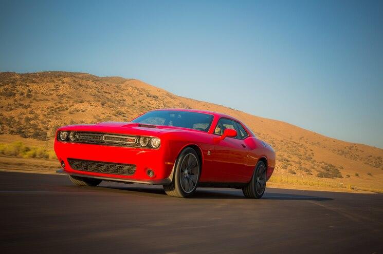 2015 Dodge Challenger R/T Scat Pack First Test