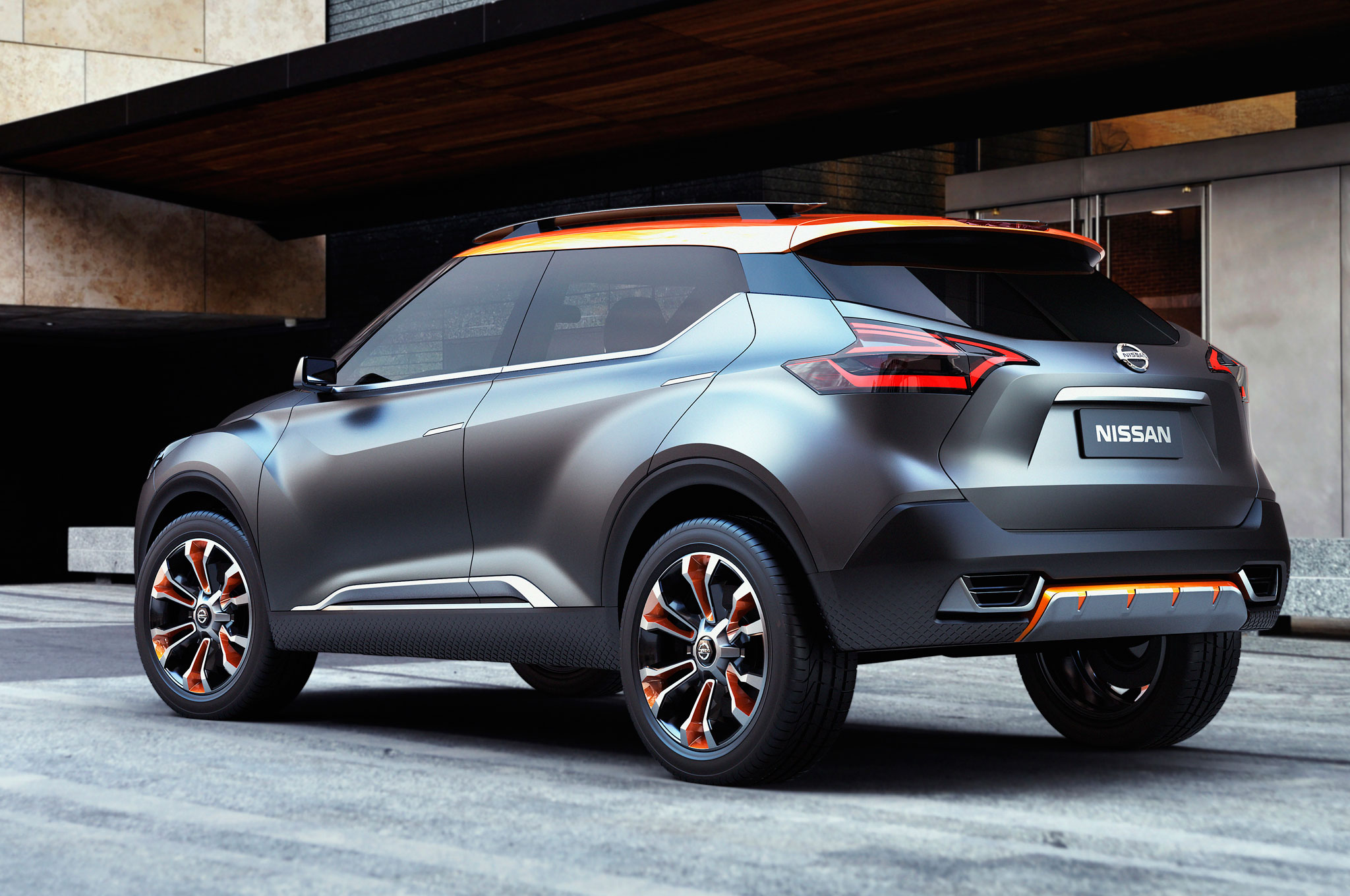 Nissan Kicks Concept Debuts In Sao Paulo Photo Image Gallery