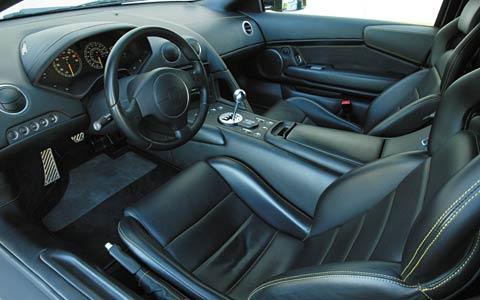 2002 Lamborghini Murcielago First Drive Road Test Review Motor