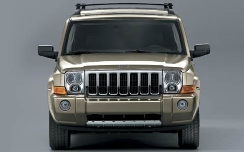 2006 Jeep Commander Commander In Chief Truck Trend
