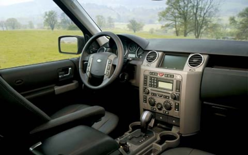2005 Land Rover Lr3 Road Test Review Truck Trend