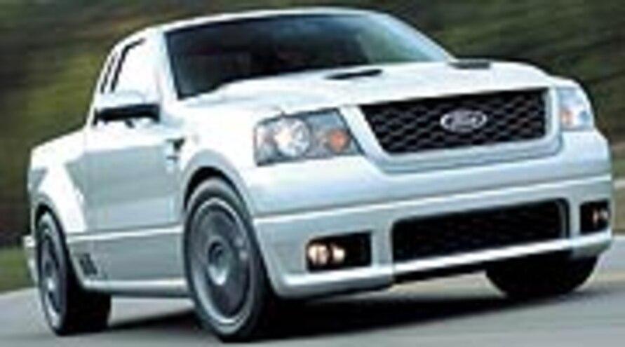 Ford Lightning Specs >> 2004 Ford Svt Lightning Concept Review Specs Road Test Truck Trend