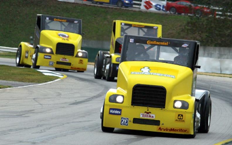 Super Truck Racing: As Big as Racing Gets