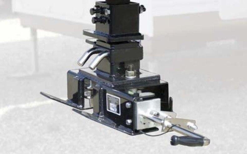 Putnam Freedom gooseneck Fifth Wheel System
