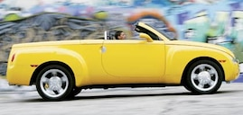 2005 Chevrolet Ssr Review Accessories Road Test Truck Trend