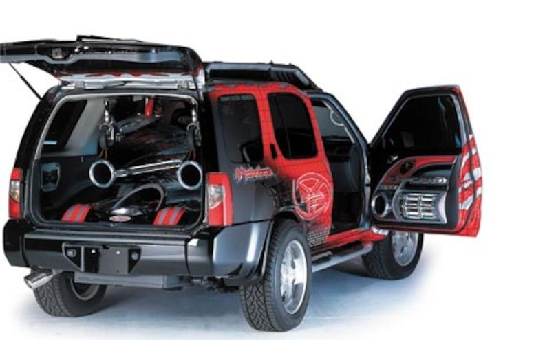 High-Performance Nissan Xterra Sound - Features - Truck Trend