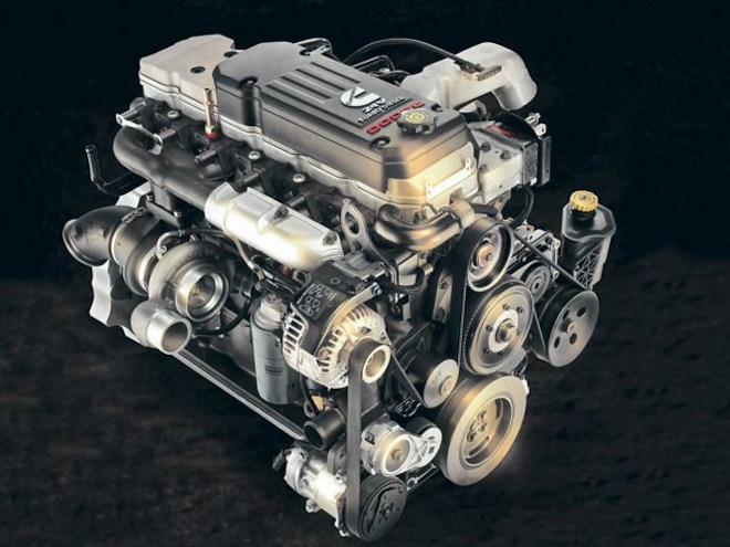 10 Best Diesel Engines cummins