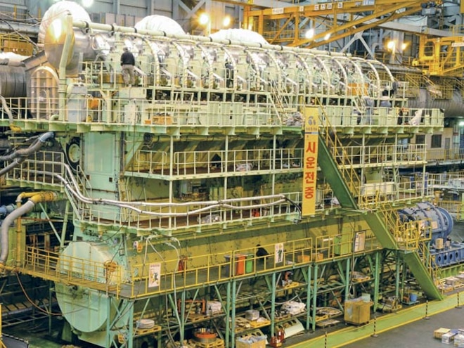 10 Best Diesel Engines wartsila