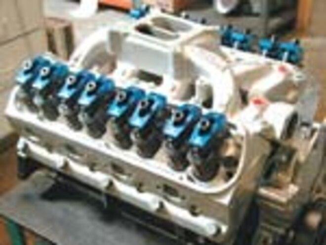 302 Ford Stroker Build-Up - Truckin Magazine