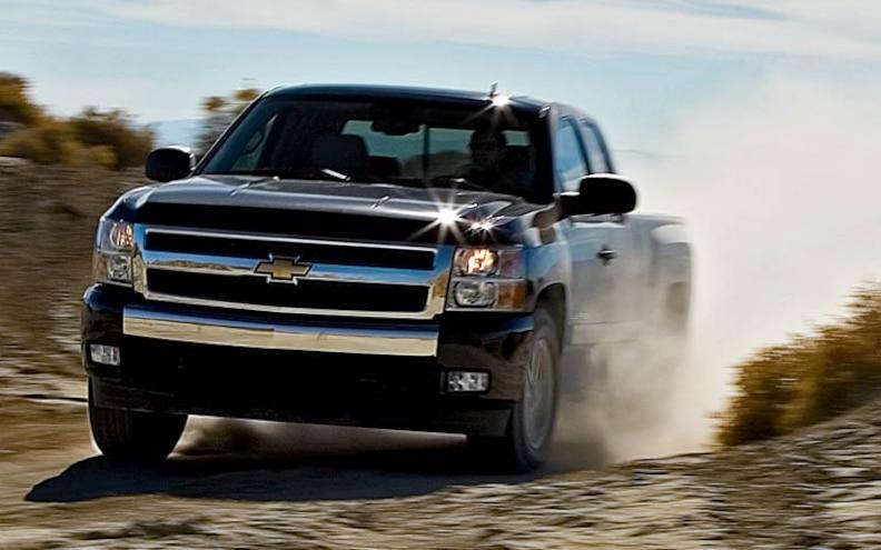 2007 Truck Of The Year Winner: 2007 Chevrolet Silverado