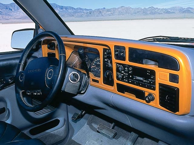 1996 Dodge Ram Dashboard View Photo Gallery 9 Photos