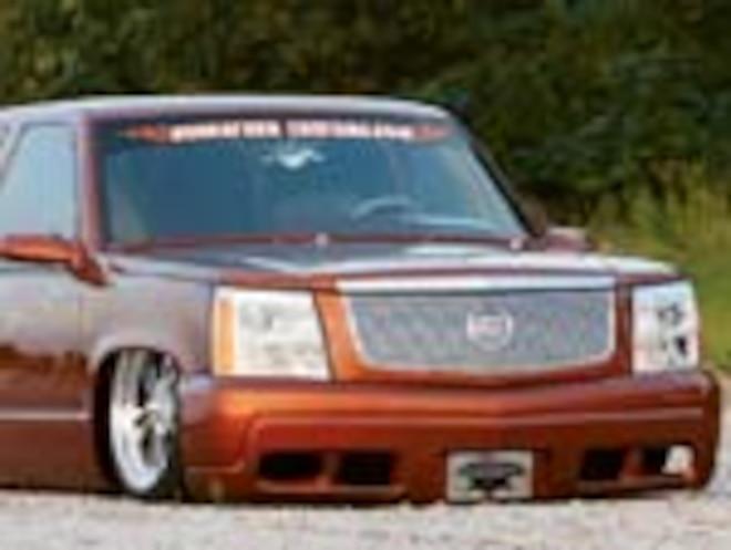 1993 GMC Sierra Custom - A Cadillac Facelift, Take Two