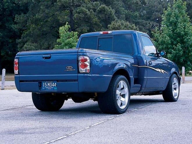 2003 Ford Ranger V 8 Truckin Magazine