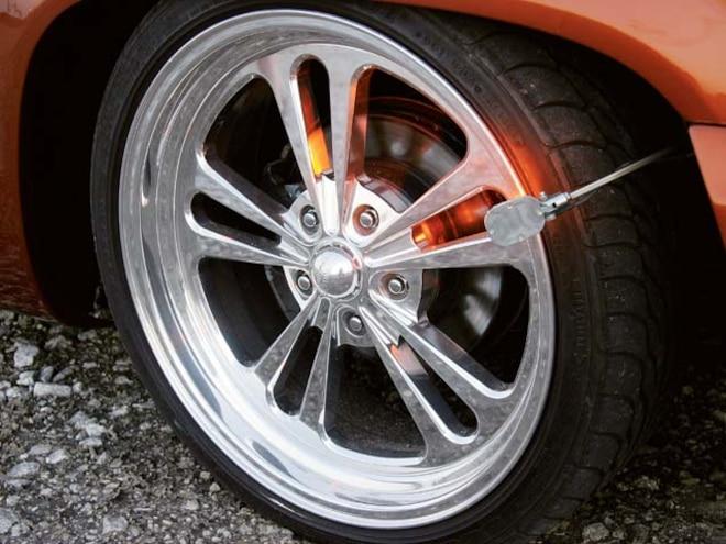 1993 Gmc Sierra wheel View