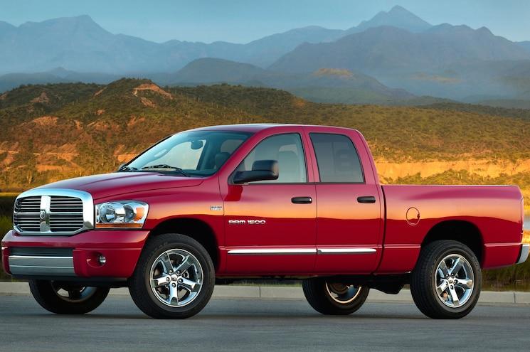 2006-2007 Dodge Ram, Dakota with Manual Transmissions Recalled