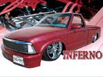 Custom 1996 Chevrolet S-10 Truck - Inferno