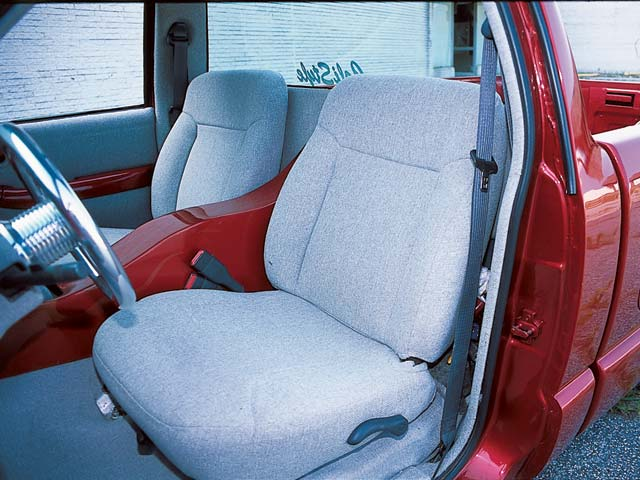 1996 Chevrolet S10 custom Interior Seats