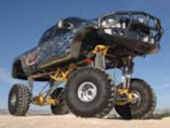 Lifted Truck Suspension Components & Safety - Lifted Truck