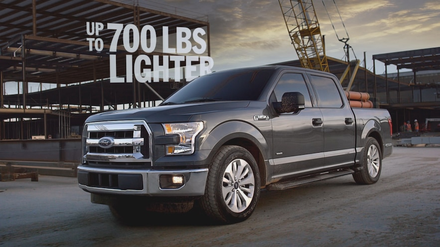 Marketing Campaign Kicks Off for 2015 Ford F-150
