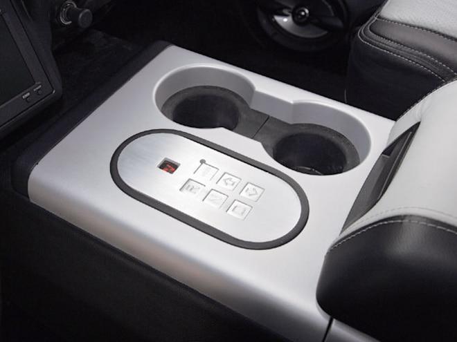 ford F650 transmission Remote Control