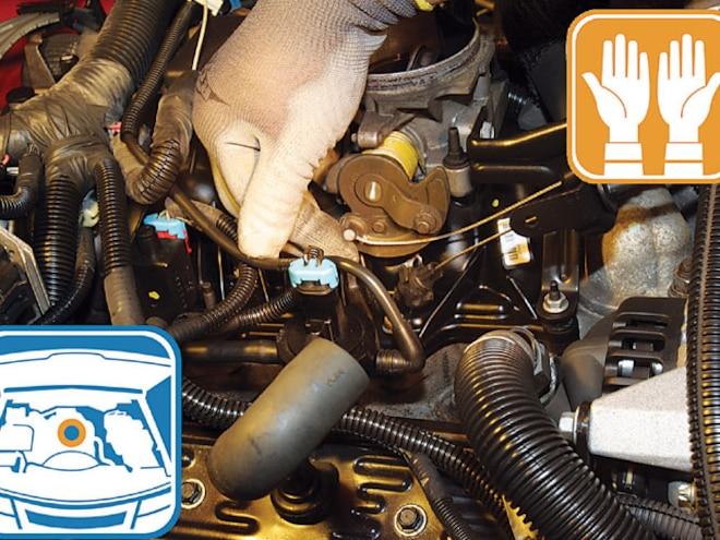 Chevy Full Size Pickup - Engine Swap How To - Truckin' Magazine