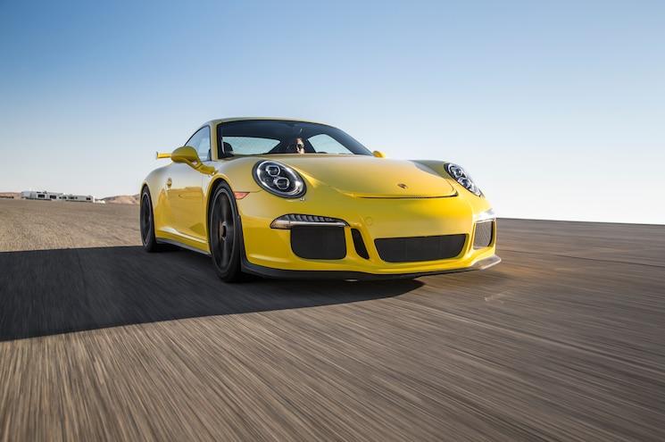 2015 Porsche 911 GT3 In Motion
