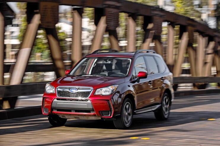 2014 Subaru Forester 2 0xt Review Long Term Update 4 Motor Trend