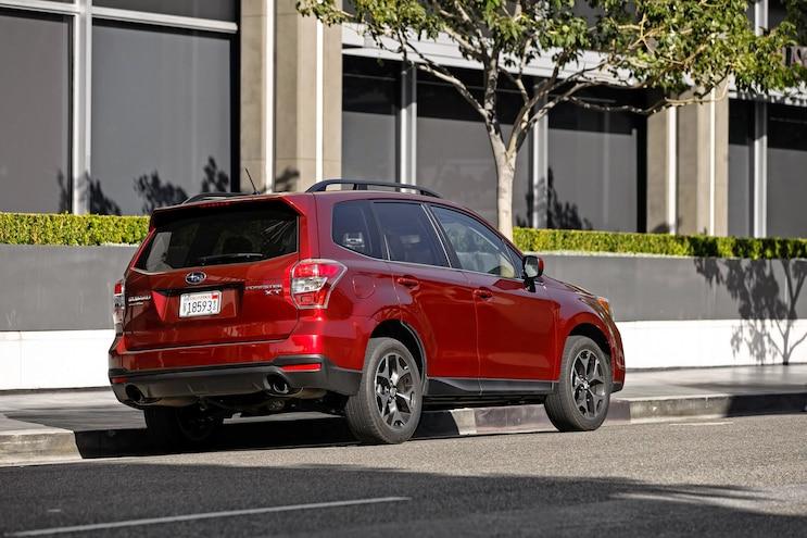 2014 Subaru Forester 2.0XT Long-Term Update 5