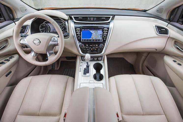 2015 Nissan Murano Platinum FWD Interior 03