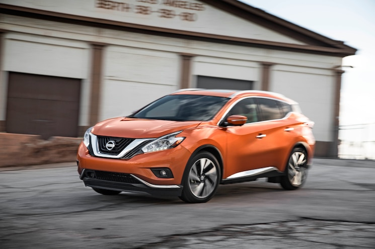 2015 Nissan Murano Platinum FWD First Test