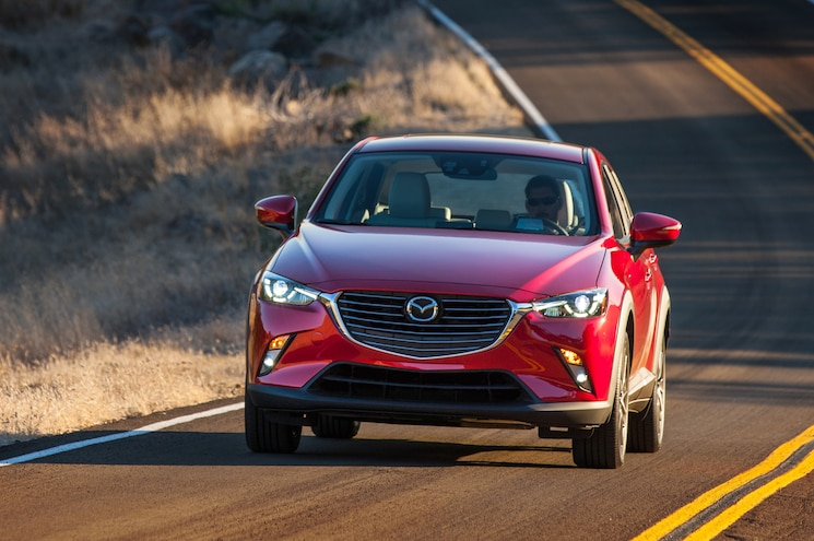 Mazda CX-3 to Be Diesel Only for Japan, Gas Only for U.S.