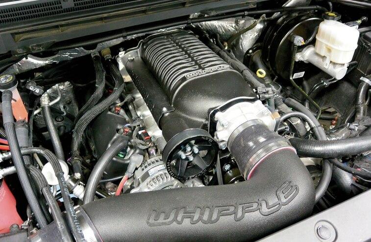 Whipple Supercharger Kit