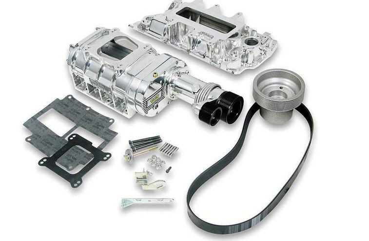 Magnusen Silverado 6.2 Supercharger Kit