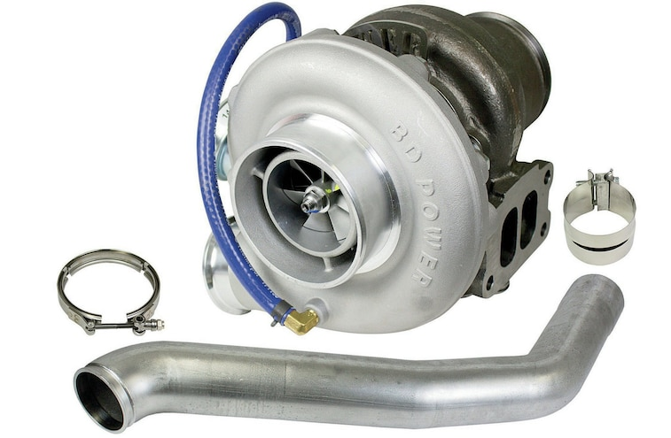 Bd Diesel Super 8 Killer 8 Turbo Systems