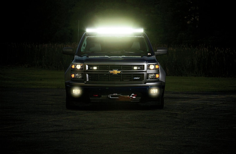 2014 Chevrolet Silverado 1500 - Race And Rescue