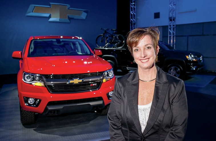 An Interview With Anita Burke - Chief Engineer, GM Midsize Trucks