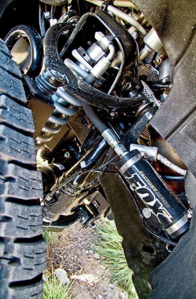 2015 Chevy Colorado Bds Front Suspension