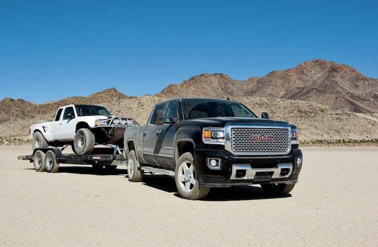 Rise Of The Luxury Truck - The Driver's Seat