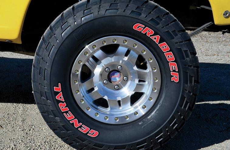 Off-Road Tire Test - General Grabber