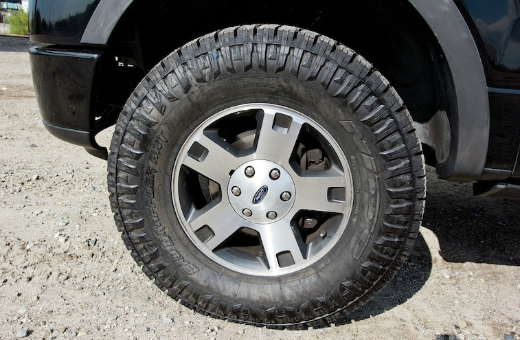 Off-Road Tire Test - Nitto Exo Grappler AWT