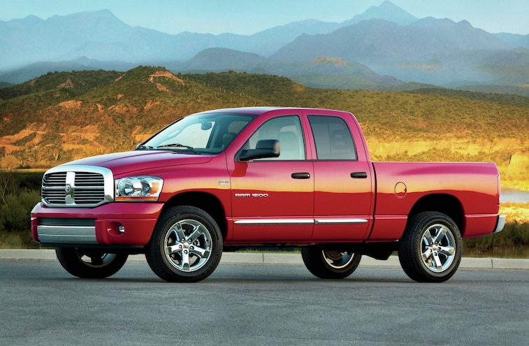 2002-2008 Dodge Ram 1500 - Pre-Owned