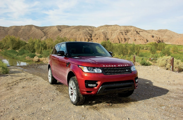 2014 Range Rover Sport - Excitement, Supercharged