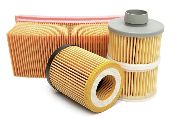 Air And Fuel Filter