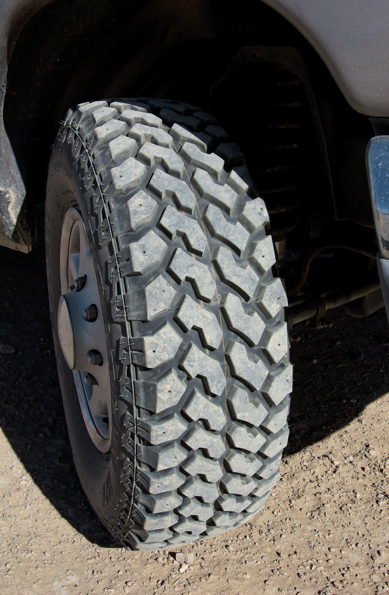 Nexen Tires Reviews >> Off Road Tire Test Nexen Roadian Mt