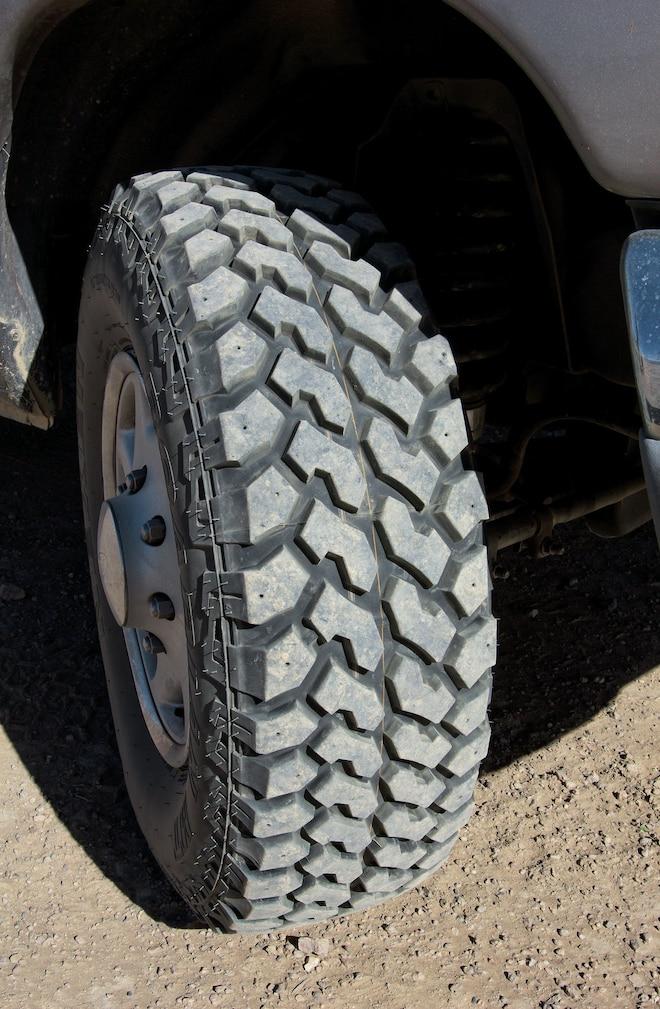 Nexen Roadian Mt Tire Tread