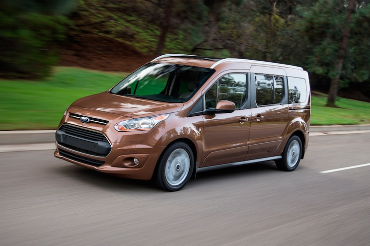 2014 Ford Transit Connect Wagon Promo