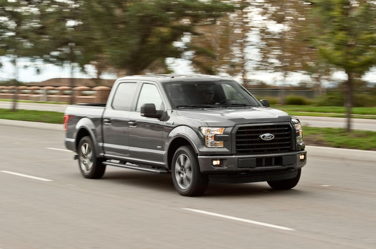 2015 Ford F 150 In Motion