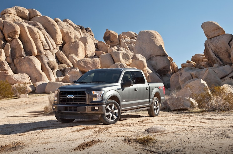 Ford F-150 Resale Value Gets an EcoBoost