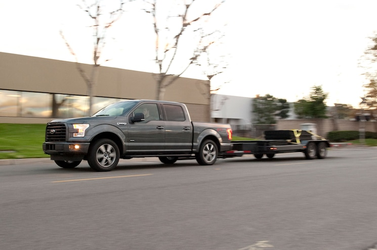 2015 Ford F 150 Trailer Towing