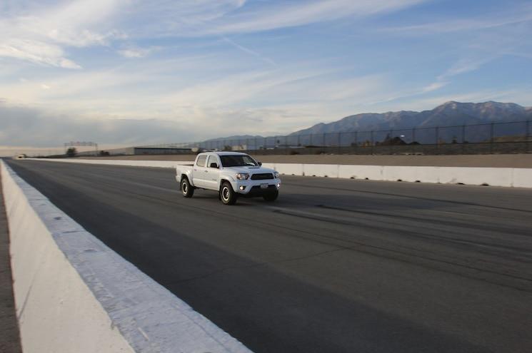 2015 Toyota Tacoma Dragstrip